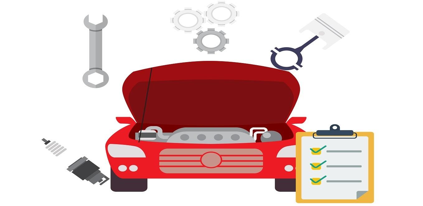 کنترل کیفی دوره ای خودرو توسط مکانیک مورد تائید